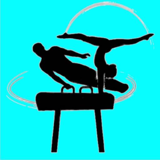 Gymnast Salute
