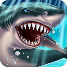 Shark World Stickers