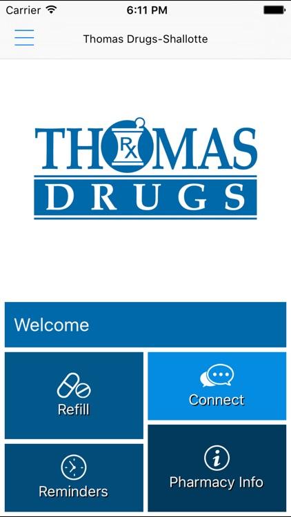 Thomas Drugs Shallotte By Digital Pharmacist Inc