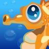 Bubble Hop - The underwater, ocean, sea, arcade adventure video game