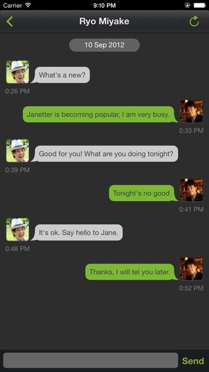 Janetter for Twitter screenshot-4