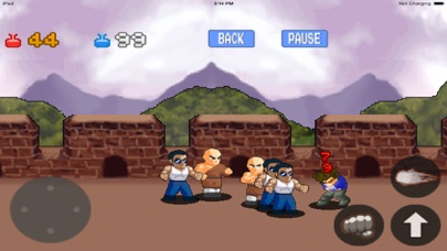 Might Fighter - Fighting Games screenshot two