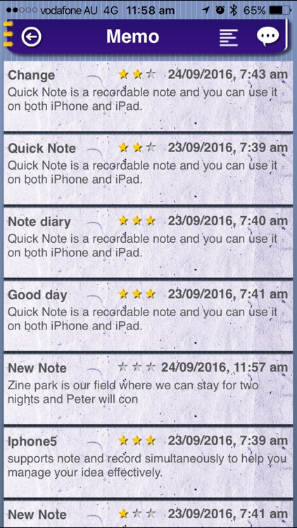 Quick Note Pro screenshot-4