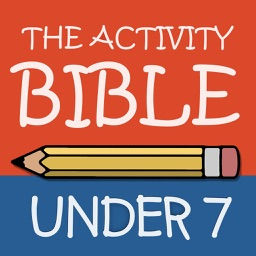 The Activity Bible – Kids under 7 & Sunday School