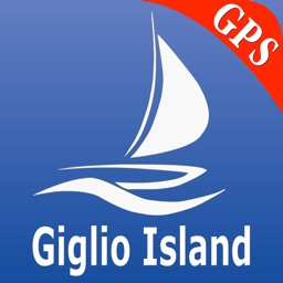 Giglio Is. GPS Nautical Charts