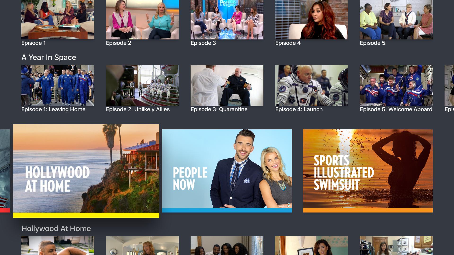 PeopleTV screenshot 12