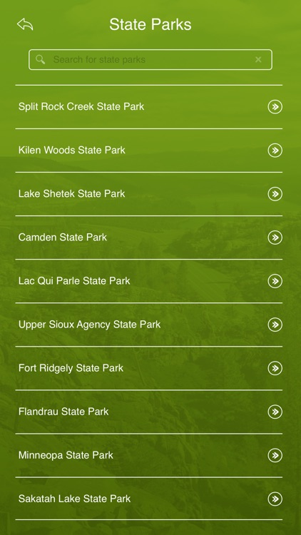Minnesota State Parks screenshot-2