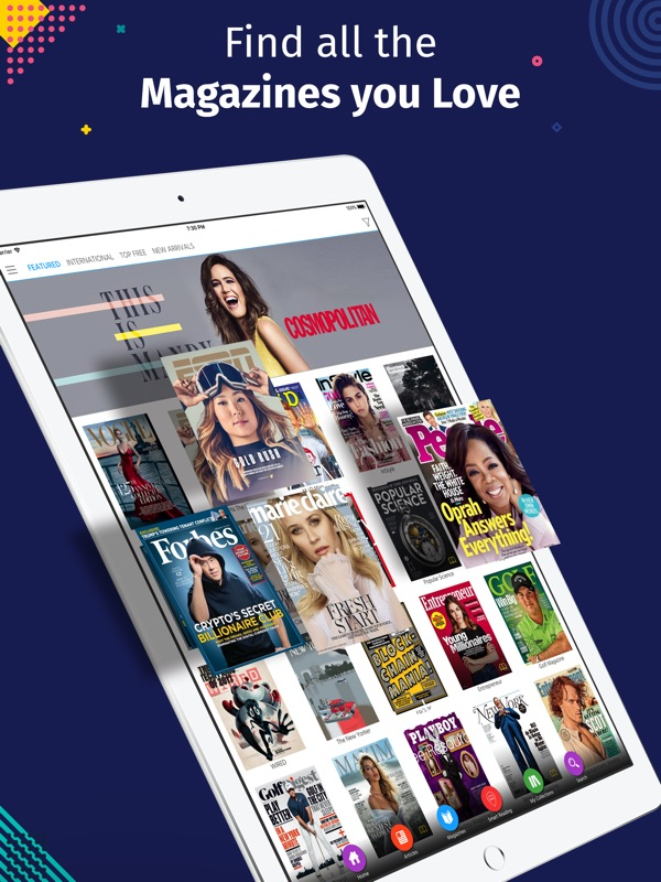 Magzter - 10,000+ Magazines - Online Game Hack and Cheat