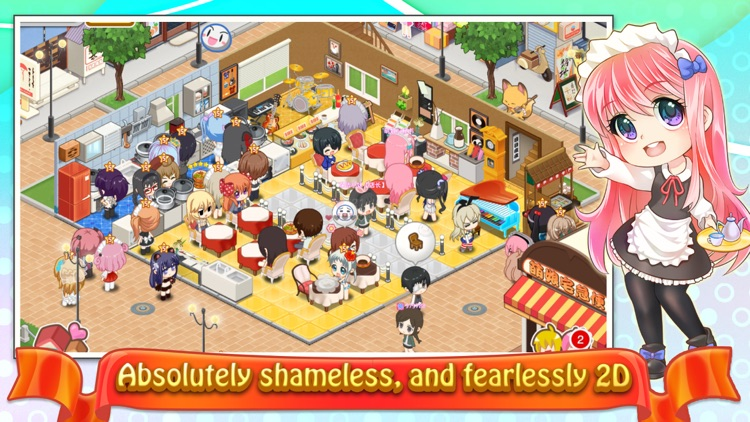 Moe Girl Cafe 2 screenshot-0