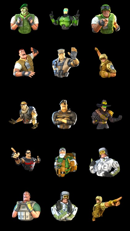 Respawnables Stickers