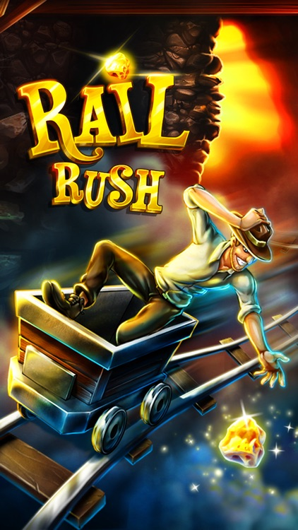 Rail Rush screenshot-0