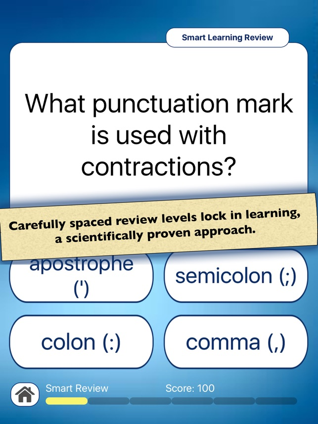 Punctuation Marks On The App Store
