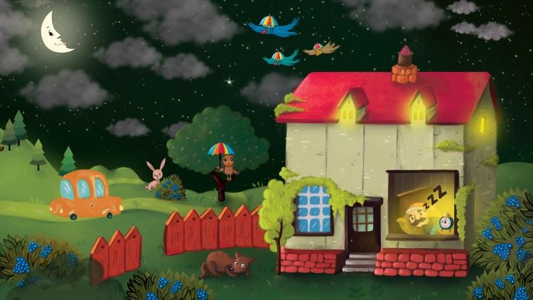 Cute Nursery Rhymes & Songs For Kids screenshot-4
