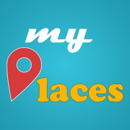 MyPlaces – Save Share & Go Places with Google Maps
