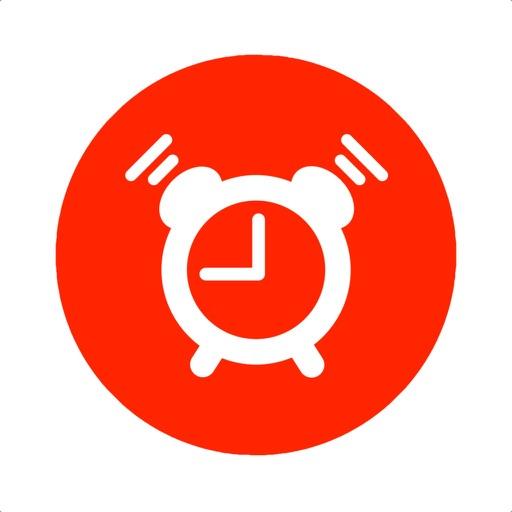 Loud Alarm Clock Free - Wake Up On Time!