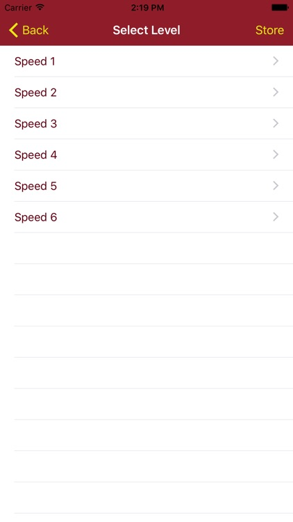 Speed 1-6 screenshot-1