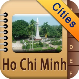 Ho Chi Minh City Offline Map Travel Guide
