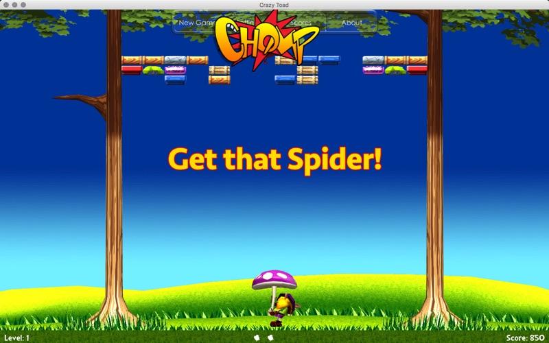 Crazy Toad Screenshot - 2