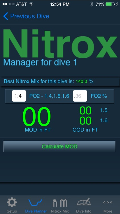 iDive Planner screenshot-2