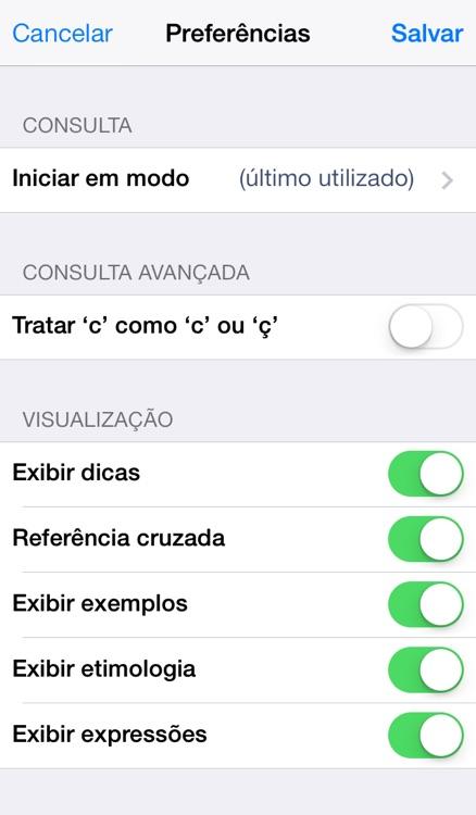 Michaelis Dicionário Escolar Língua Portuguesa screenshot-3