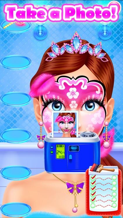 Face Paint Party Salon screenshot-5