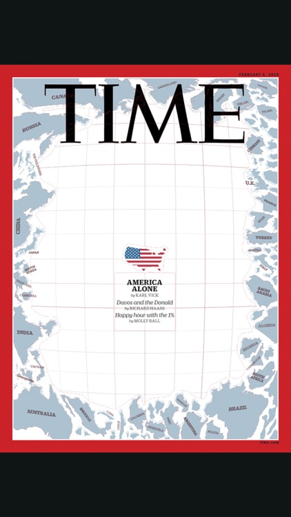 TIME Magazine screenshot-0