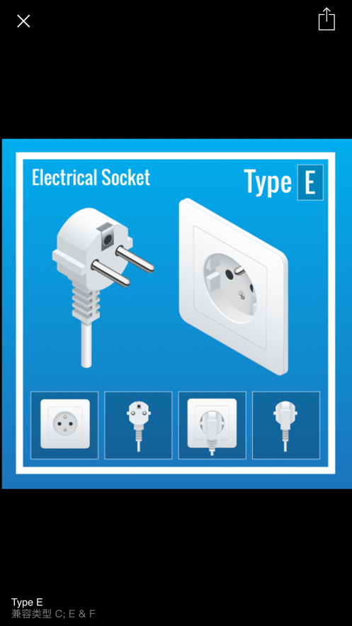 电源插头和插座 App 截图