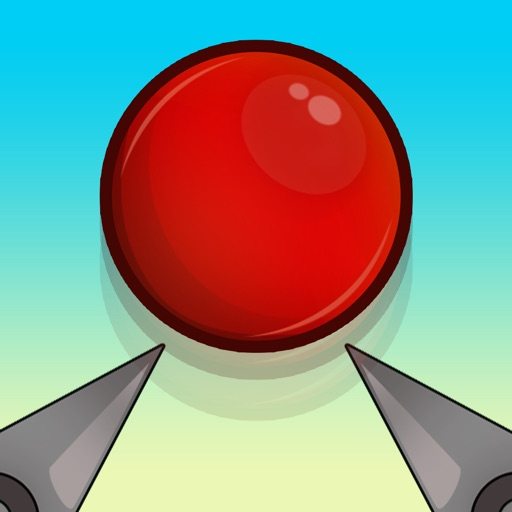 Red Ball UP! - Bounce Dash & Dodge Spikes iOS App