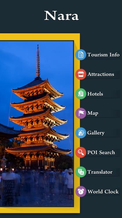 Nara Travel Guide
