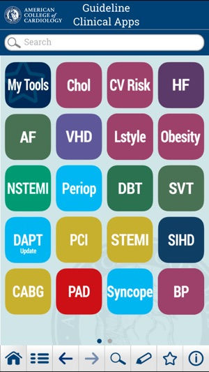 ACC Guideline Clinical App on the App Store