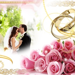 Wedding Photo Frames & Photo Editor