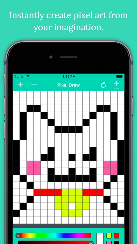 3 Minutes to Hack Pixel Art Maker – Make and Draw Pixel Image