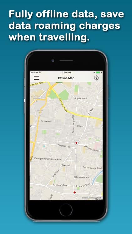 AHI's Offline Wellington screenshot-4