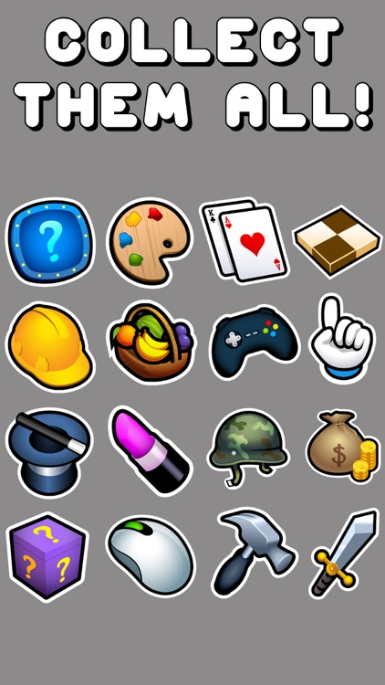 Emoji Objects : Random Stickers