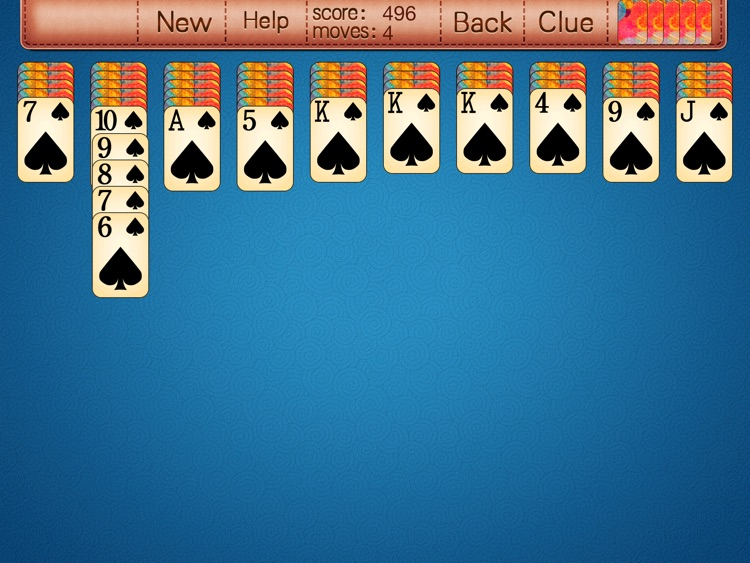 Classic Spider Solitaire HD