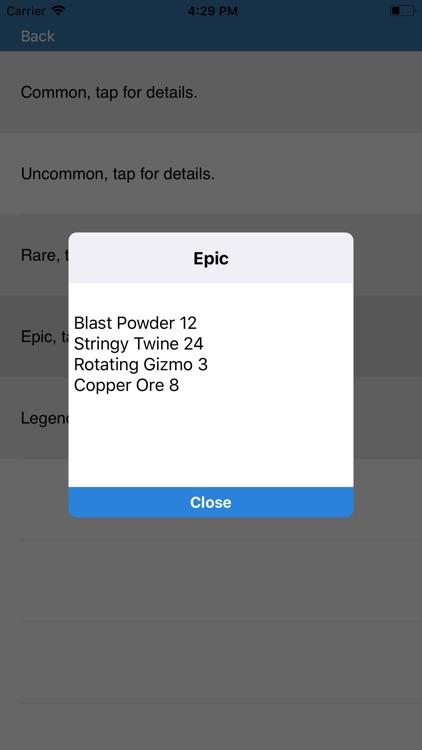 Crafting Guide screenshot-3