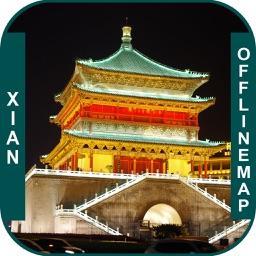 Xian_China Offline maps & Navigation