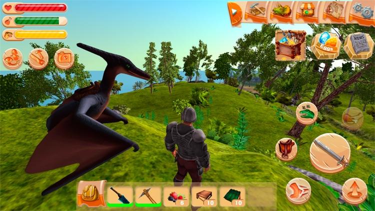 Jurassic Survival Island screenshot-4
