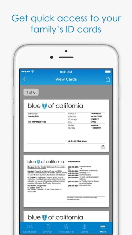 Blue Shield of California screenshot-4
