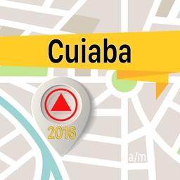 Cuiaba Offline Map Navigator and Guide