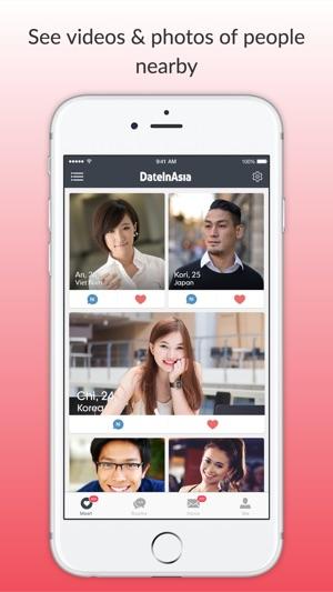 Asiatiske menn online dating