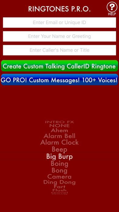 Ringtones P.R.O. Скриншоты3
