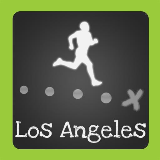 Run Map Los Angeles