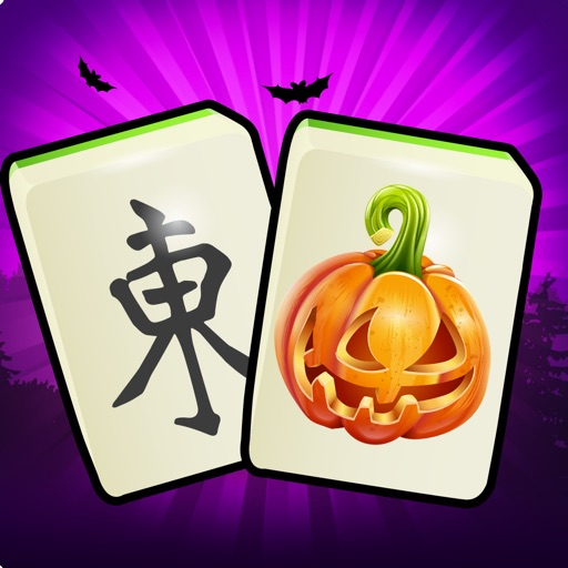 Magic Halloween Mahjong - Haunting Classic Majong icon