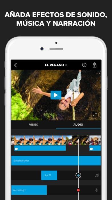 download Splice - creación y edición de vídeo, de GoPro apps 2