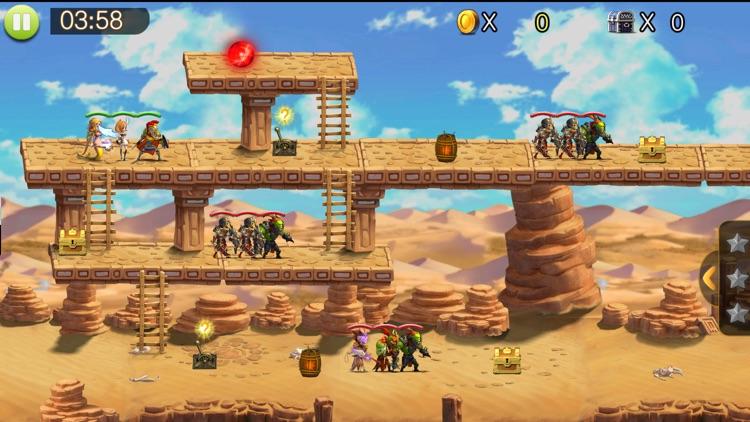 Arthur's Adventures-Road of Glory:Pocket Edition screenshot-3