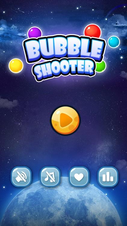 Bubble Shooter Classic - Fun Pop Bubble Games screenshot-3