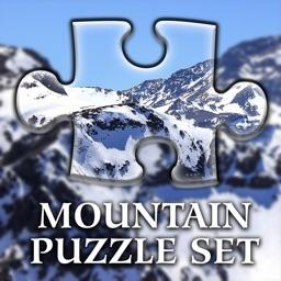 Mountain Jigsaw Puzzle Set HD