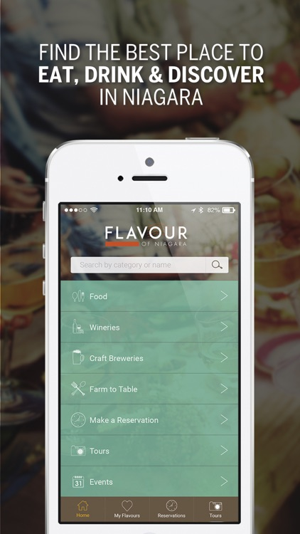 Flavour Passport screenshot-3