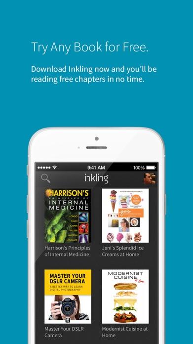 eBooks by Inkling Screenshot